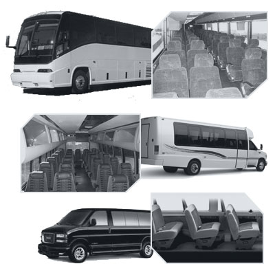 Toronto Coach Bus rental