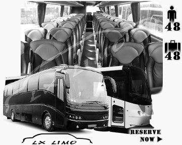 Toronto coach Bus for rental | Toronto coachbus for hire