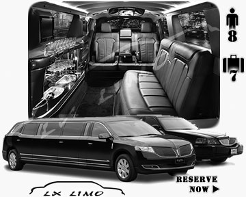 Limo from Toronto airport