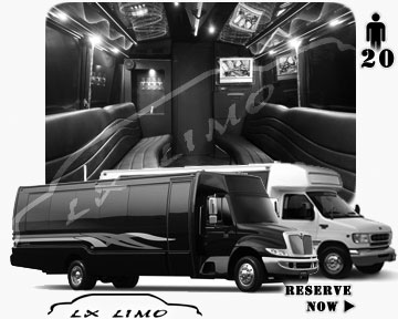 Toronto Party Bus party Bus | 20 passenger PartyBus in Toronto