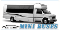 Mini Bus rental in Toronto, ON